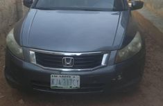 First body Honda Accord 2008 Gray color for sale