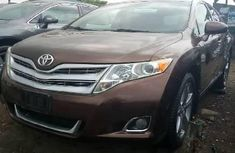 Toyota Venza 2013 Brown for sale
