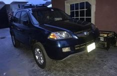 Acura MDX 2005 Blue in a good condition color for sale