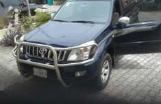 Toyota Land Cruiser Prado 2007 Blackfor sale