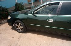 Honda Accord 2000 Green for sale
