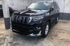 Toyota Land Cruiser Prado 2016 Black color for sale