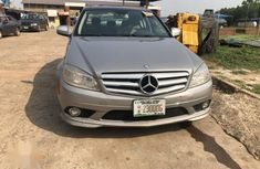 Mercedes-Benz C300 2009 Silver for sale