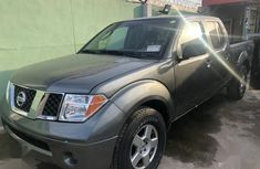 Nissan Frontier 2008 Crew Cab Nismo 4x4 Gray for sale