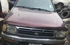 Nissan Pathfinder 1998 Red for sale
