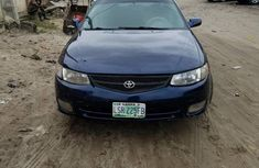 Toyota Solara 2000 SLE V6 Blue for sale