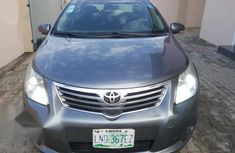 Toyota Avensis 2009 2.0 Advanced Automatic Gray color for sale