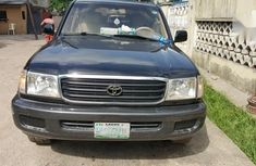 Toyota Land Cruiser 2005 100 VX 4.7 V8 Blue for sale