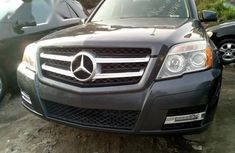 Mercedes-Benz GLK-Class 2010 Gray for sale