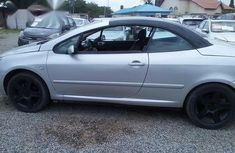 Peugeot 307 2006 Silver color for sale
