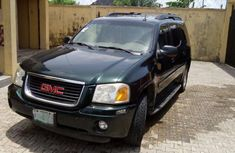 GMC Envoy 2004 SLT 4WD Green for sale