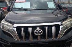 Toyota Land Cruiser Prado 2010 Black color for sale