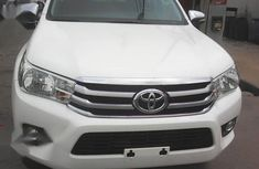New Toyota Hilux 2017 Whitefor sale