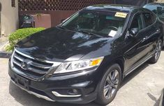 Honda Accord CrossTour 2014 Black for sale