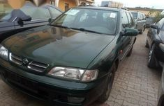 Nissan Primera 2.0 D Wagon 2000 Green for sale