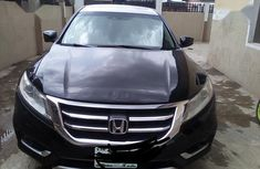Honda Accord CrossTour EX 2010 Black for sale
