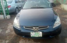 Buy and drive Honda Accord 2003 Blue color for sale