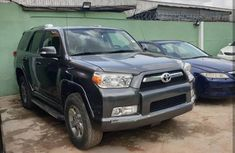 2013 Toyota 4-Runner Automatic Petrol Gray for sale