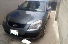 Kia Rio 2007 Gray for sale