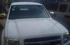 Buy n drive Ford Ranger 2008 White color for sale