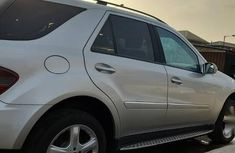 Mercedes-Benz ML350 2008 Silver for sale