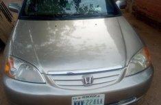 Honda Civic Coupe 2003 Silver color for sale