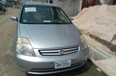 Honda Stream 2003 Silver for sale