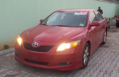 Toyota Camry 2006 Red for sale