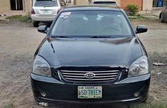 Kia Optima 2008 Black for sale