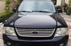 Ford Explorer 2004 Limited 4.6 Black for sale