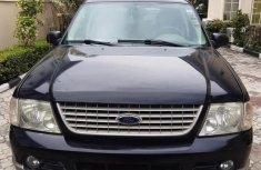 Ford Explorer 2004 Limited 4.6 Black for sale