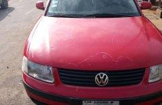 Volkswagen Passat 2002 1.8 Automatic Red for sale
