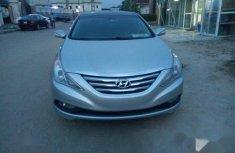 Very clean Hyundai Sonata 2014 Silver color for sale