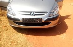 Peugeot 307 2002 SW 2.0 Silver color for sale