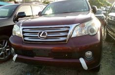 2012 Lexus GX Petrol Automatic Red for sale