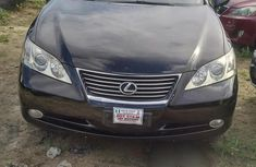 Clean Lexus ES350 2007 Black color for sale