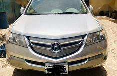Acura MDX 2007 SUV 4dr AWD (3.7 6cyl 5A) Silver color for sale