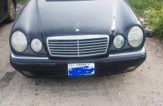 Mercedes-Benz E430 2001 Blackfor sale