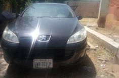 Peugeot 407 2007 2.0 ST Comfort Automatic Black color for sale