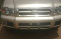 Nissan Pathfinder Automatic 2000 Gold for sale