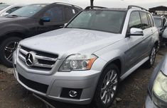 Mercedes-Benz GLK 2010 Automatic Petrol Silver for sale