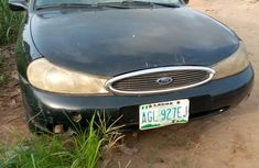 First body Ford Mondeo 2003 Black color for sale