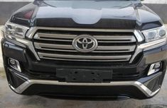 New Toyota Land Cruiser 2017 Black color for sale