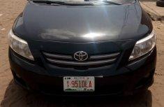 Toyota Corolla 2008 1.8 LE Black color for sale