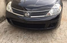 Nissan Versa 2008 1.8 SL Black for sale