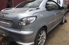 Peugeot 206 2005 with Customs papers Gray color for sale