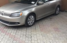 Volkswagen Jetta 2013 Gold for sale