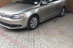 Volkswagen Jetta 2013 Gold for sale