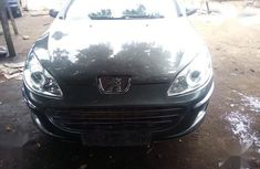 Peugeot 407 2006 Gray for sale