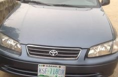 Neatly used Toyota Camry 2002 Blue color for sale